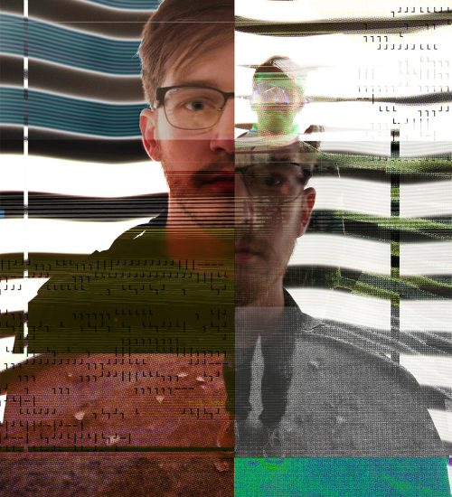 CORRUPTED LAYERS : HUMAN IDENTITY